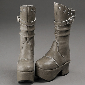 [68mm] MSD - Facia Boots (Gray)