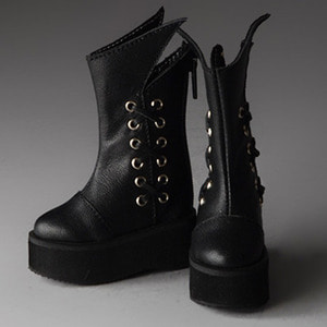 [73mm] MSD - High Storm Boots (Black)