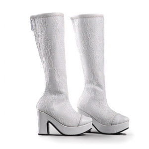 [75mm] MSD - SeeSo Boots (White)[C1