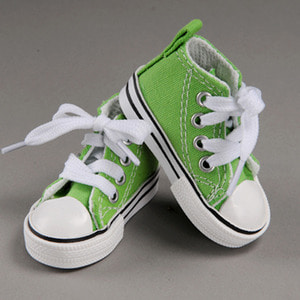 [75mm] MSD - Nika Sneakers (Green)[C1]