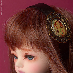 MSD & SD - Tiny Girl Hairband (416)