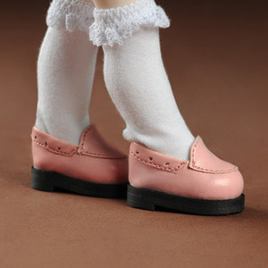 [45mm] USD.Dear Doll Size - Comcom loafer (Pink)
