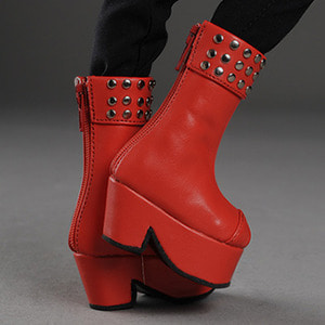 [60mm] MSD - JJ Jing Boots (Red)