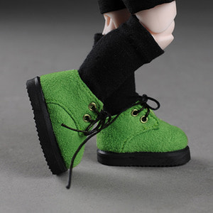 [50mm] USD.Dear Doll Size - Yanso Shoes (Green)