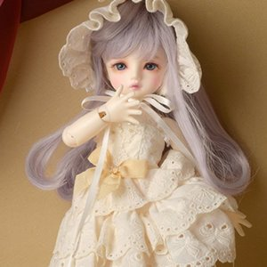 [USD] Dear Doll Size - Jaome Dress (Cream)