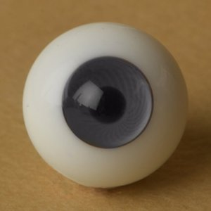 [20mm] Solid Glass Doll Eyes (19B)