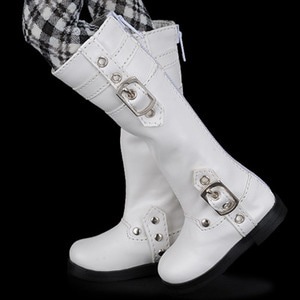[70mm] MSD - Meosidda Boots (White)