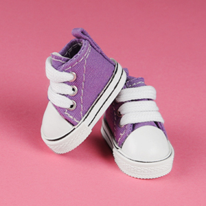 [50mm] USD.Dear Doll Size - Cuteme Sneakers (Violet) [K8]