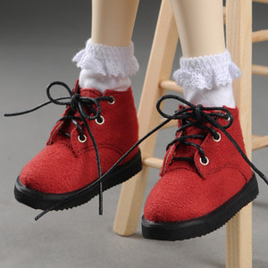 [75mm] MSD - Yanso Shoes (Red)