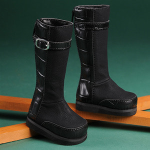 [65mm] MSD - Raver Boots (Black)