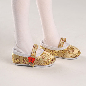 [60mm] MSD - Oriental Band Shoes (Gold)[C1]