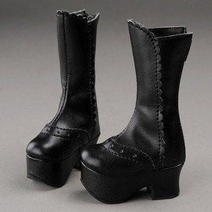[70mm] MSD - Maje boots (Black)