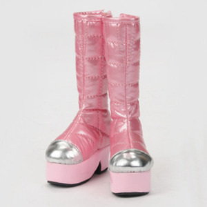 [70mm] MSD - Chio Boots (Pink)[C1]