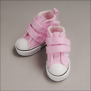 [76mm] MSD - Two strap Sneakers (Pink)[C1]