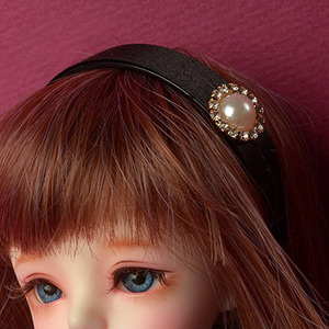 MSD & SD - Pearl J Hairband (421)