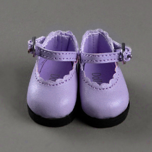[50mm] USD.Dear Doll Size - Lolo Cut Shoes (L.Violet) [K8]