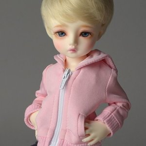 [USD] Dear Doll Size - Laurel Jumper (Pink)