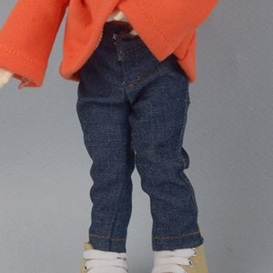[USD] Dear Doll Size - Mido Jean Pants (D.Blue)