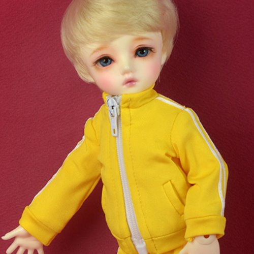 [USD] Dear Doll Size - Felix Jumper (Yellow)