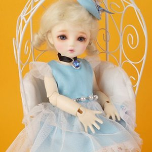[USD] (선주문) Dear Doll Size - Cinderella Dress Set (Blue)
