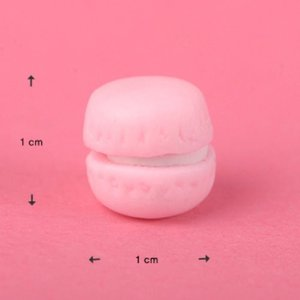 Tiny Little Macaroon (Pink)