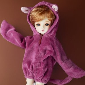 [USD] Dear Doll Size - Pig Outing (Purple)
