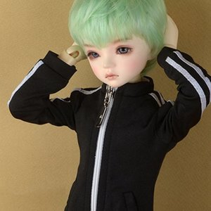 [MSD] Felix Jumper (Black)