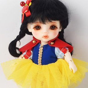 [Bebe Doll.휴쥬베이비] - (선주문) Snow White Dress Set (Yellow)