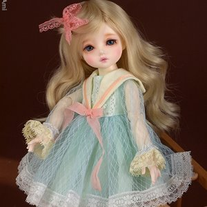 [USD] Dear Doll Size - UD-84 Dress (Mint)