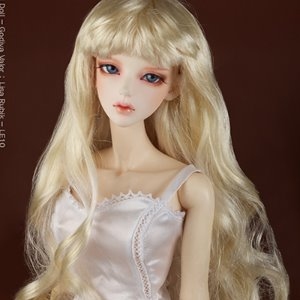 "[8-9""] Melrose Long Bang Wig (Blonde)"
