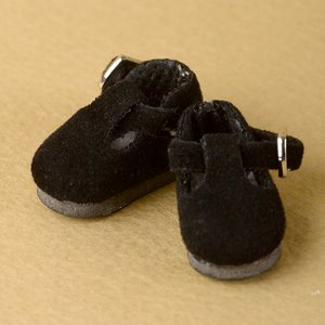 "[26mm] 12"" Trude Shoes (Black)"