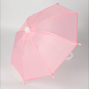 MSD & USD - Pugh Simple Umbrella (Pink) 우산