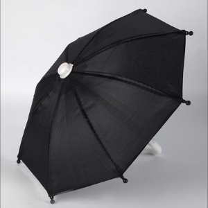 MSD & USD - Pugh Simple Umbrella (Black) 우산