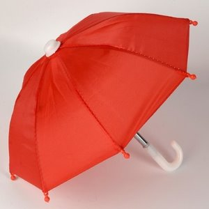 MSD & USD - Pugh Simple Umbrella (Red) 우산