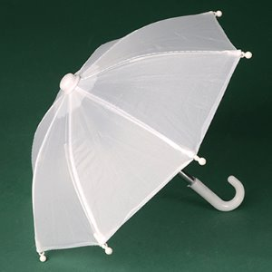 MSD & USD - Pugh Simple Umbrella (White) 우산