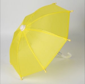 MSD & USD - Pugh Simple Umbrella (Yellow) 우산