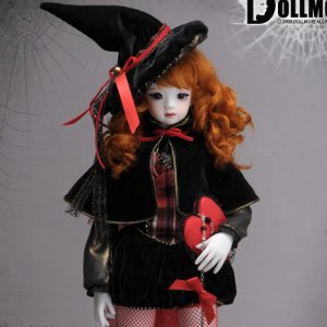 [MSD] Witch Play Dress Set LE-1