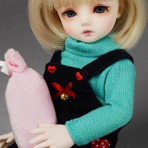 [USD] Dear Doll Size - HAM Turtleneck Knitwear (G mint)