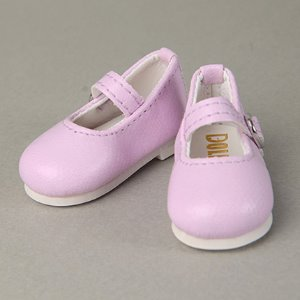 [40mm] USD.Dear Doll Size - Macaron Mary Jane Shoes (lavender)