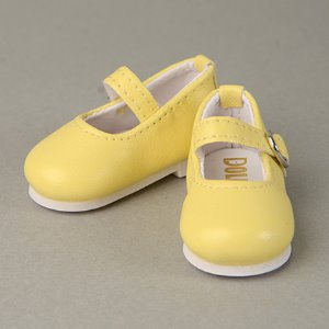 [40mm] USD.Dear Doll Size - Macaron Mary Jane Shoes (Yellow)