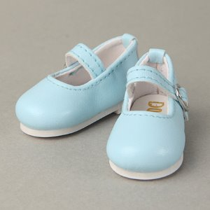 [40mm] USD.Dear Doll Size - Macaron Mary Jane Shoes (Sky)