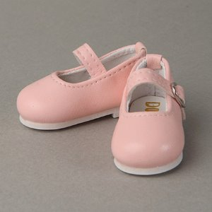 [40mm] USD.Dear Doll Size - Macaron Mary Jane Shoes (Pink)