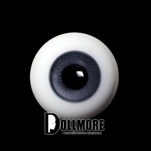 [28mm] Glass Eye (L.Gray) - A