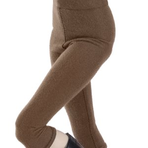 [MSD] Mono Leggings (Brown)
