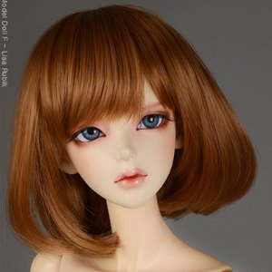 "[8-9""] SSC Short Wig (Brown)"