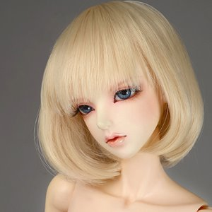 "[8-9""] SSC Short Wig (Blonde)"