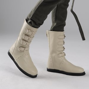 Glamor Model - Gix Boots (L.Gray)