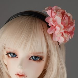 MSD & SD - MD Flower Headband (Pink 479)