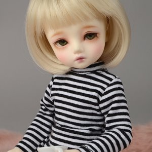 [USD] Dear Doll Size - Most T Shirts (Black Stra)