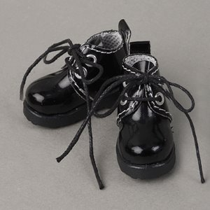 [45mm] USD.Dear Doll Size - MYDA Shoes (Black)